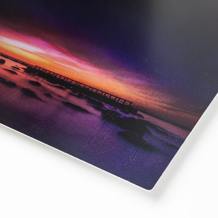 metalprint clear fosco