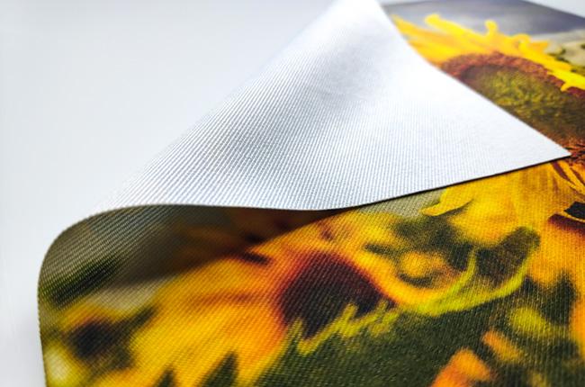 detalhes do tecido