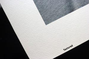 papel fine art texturizado