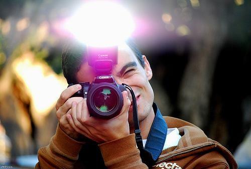 Flash; dicas para fotógrafos iniciantes